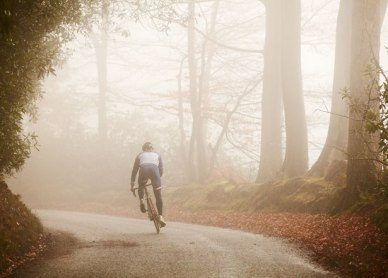 Part 1: The cyclist emerges from the fog
