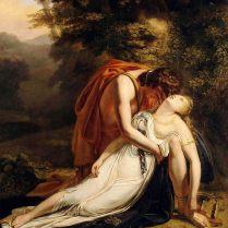 Orpheus and Euredice