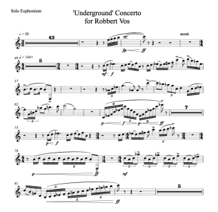 Underground Concerto