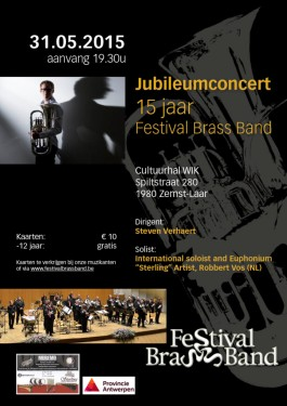 2015; Festival Brass Band