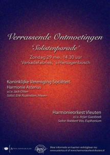 2016; Harmonie Orkest Vleuten